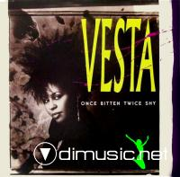 Vesta Williams - Once Bitten Twice Shy (Vinyl, 12'') 1986