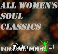 All Women's Soul Classic Vol 4 Set 4 CDs