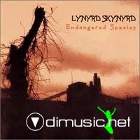 Lynyrd Skynyrd - Endangered Species LP - 1994