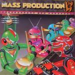 Mass Production - Mass Production LP - 1983