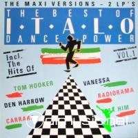 Va the best of italo dance power vol 1 1988 2lp at for 1988 dance hits