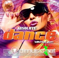 VA - Absolute Dance Winter 2011 [2CD] (2010)