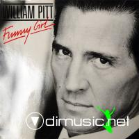 William Pitt - Funny Girl (Vinyl, 12'') 1987
