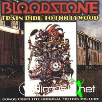 Bloodstone - Train Ride To Hollywood LP - 1975