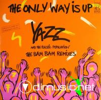 Yazz & The Plastic Population - The Only Way Is Up (The Bam Bam Remixes)