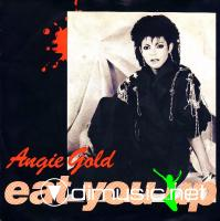 Angie Gold - Eat You Up (Vinyl, 7'') 1985