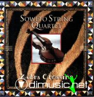 Soweto String Quartet - Zebra Crossing CD - 1994