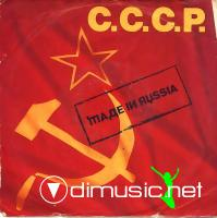 C.C.C.P. - Made In Russia (Vinyl, 7'') 1987
