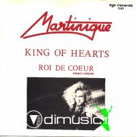 Martinique - King Of Hearts (Vinyl, 7'') 1986