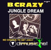 B. Crazy - Jungle Dream (Vinyl, 12'') 1986