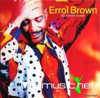Errol Brown - This Time It's Forever (Vinyl, 12'') 1992