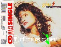 Gina T.- In My Fantasy (CD, Maxi-Single) 1989