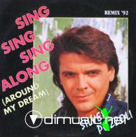 Silver Pozzoli - Sing Sing Sing Along (Around My Dream) (Vinyl, 12'') 1992