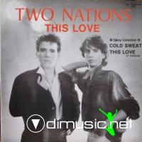 Two Nations - This Love (Vinyl, 12'') 1986