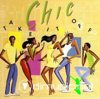 Chic - Take It Off LP - 1981