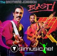 Brothers Johnson - Blast! LP - 1983