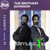 Brothers Johnson - Classics: Volume 11 LP - 1987