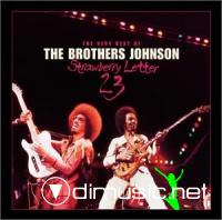 Brothers Johnson - The Very Best Of CD- 2003