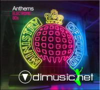 VA - Ministry Of Sound-Anthems-Electronic 80s (3CD)[2009]