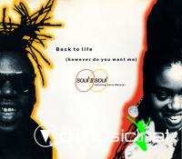Soul II Soul - Back To Life (However Do You Want Me)[1989]