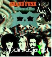 Grand Funk - Shinin' On LP - 1974