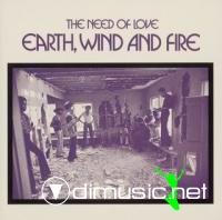 Earth, Wind & Fire - The Need Of Love LP - 1971