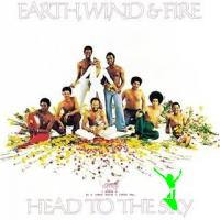 Earth, Wind & Fire - Head To The Sky LP - 1973