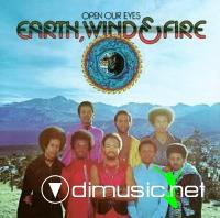 Earth, Wind & Fire - Open Your Arms LP - 1974