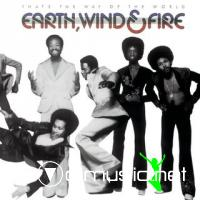 Earth, Wind & Fire - That's The Way Of The World LP - 1975