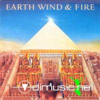 Earth, Wind & Fire - All N All LP - 1977