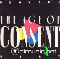 Bronski Beat - The Age Of Consent [1984]