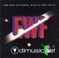 Earth, Wind & Fire - The Best Of II CD - 1988