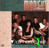Midnight Star - Work It Out CD - 1990