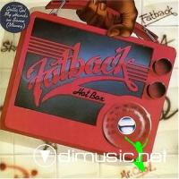 The Fatback Band - Hot Box LP - 1980