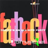 The Fatback Band - Tonite's An All-Nite Party LP - 1987