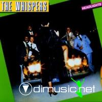 The Whsipers - Headlights LP - 1978