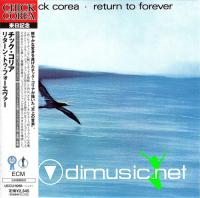 Chick Corea - Return To Forever (1972) (1999)