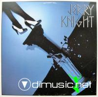Jerry Knight - Jerry Knight LP - 1980