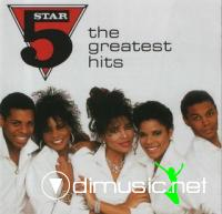 Five Star - Greatest Hits CD - 2004
