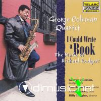 George Coleman - I Could Write A Book: The Music Of Richard Rodgers (1998)