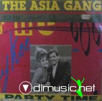 The Asia Gang - Party Time (Vinyl, 12'') 1990