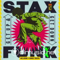 Stax Funk: Get Up And Get Down VA LP - 1989