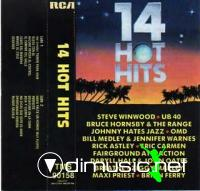 14 Hot Hits VA K7 - 1988