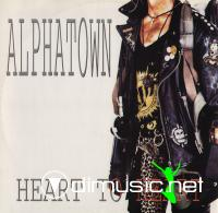 Alpha Town - Heart To Heart (Vinyl, 12'') 1992