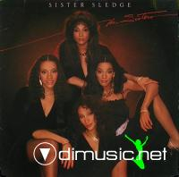 Sister Sledge - The Sisters LP - 1982