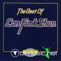 Con Funk Shun - The Best Of CD - 1993