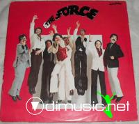 The Force - The Force LP - 1979