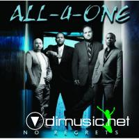 All-4-One - No Regrets (2009)