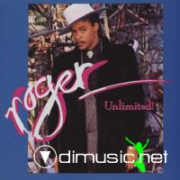 Roger Troutman - Unlimited! LP - 1987