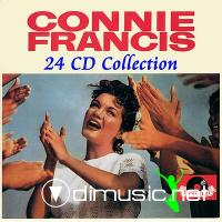Connie Francis - 24 CD Collection